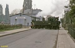 1987-10 Mügeln (niek opdam) Tags: deatsche reichsbahn dampflok steam engine oschatz mügeln