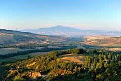 Alba sulle colline - Toscana (Laurent Graziano) Tags: italia 2018 toscana montepulciano pienza campeggio podereilcasale