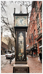Gastown Steam Clock (Free 2 Be) Tags: heritage tourism gastown clock time vancouver 119photosin2019