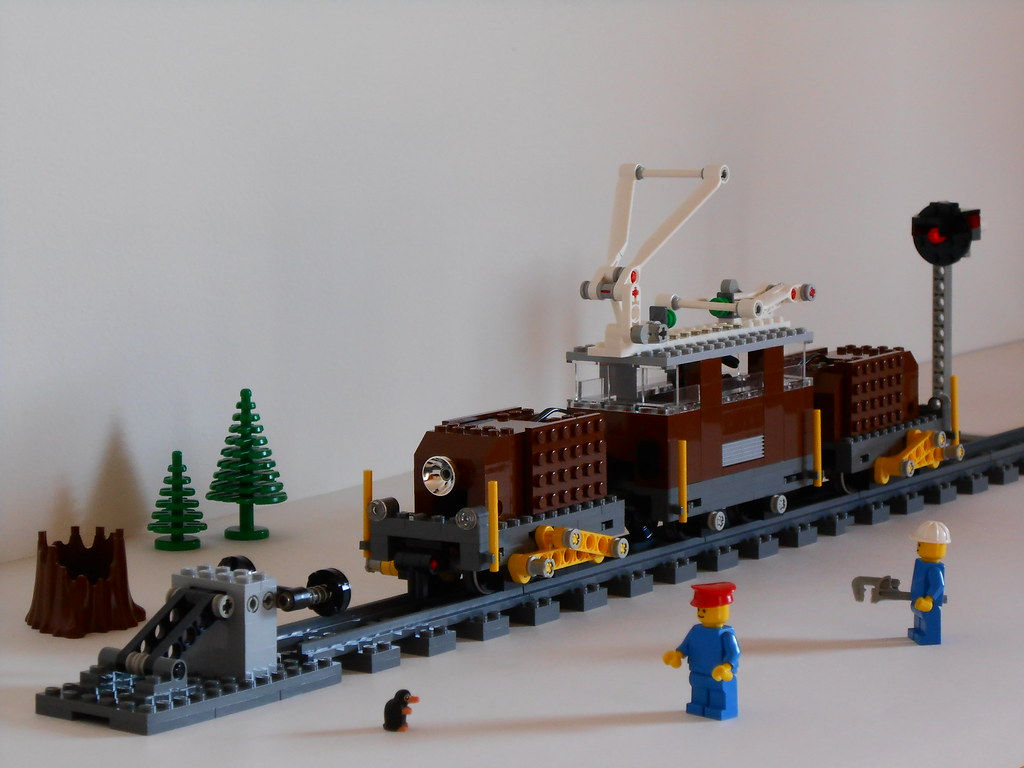 The World's Best Photos of gauge and moc - Flickr Hive Mind