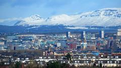 Photo of Glasgow from Castlemilk