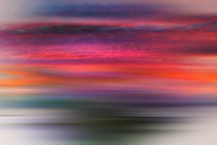 Clouds and sea ... (Julie Greg) Tags: art abstract texture colours canon sea clouds water