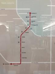 IMG_7814 (Billy Gabriel) Tags: mrt mrtstation jakarta subway train trainstation rail indonesia transportation