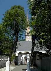 Burgusio - Pfarrkirche Burgeis - 1 (antonella galardi) Tags: altoadige sudtirol bolzano valvenosta 2011 malles burgusio chiesa pfarrkircheburgeis