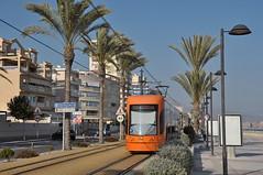 2019 Spanje 0562 El Campello (porochelt) Tags: elcampello spanje e comunidadvalenciana provinciadealicante strasenbahn tranvía tram tramway spain spanien españa espagne