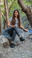 Cañón (gyogzz) Tags: retrato retrait sony alpha a7sii tamron paisaje landscape girl chic model