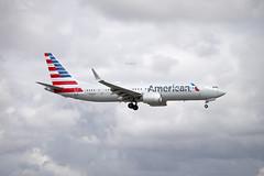 American Airlines Boeing 737-8 MAX (N350RV) © (CAUT) Tags: aviation aviacion aircraftspotting planespotting spotting spotter avion aircraft airplane plane flugzeug aeropuerto airport caut 2019 nikon d610 usa kolumbien
