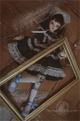 .esther. (.daria. [the haunted dollhouse]) Tags: bjd abjd balljointeddoll doll dikadoll amanda thehaunteddollhouse