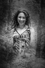 forest fairy (gotan-da) Tags: blackwhite schwarzweiss noiretblanc blackandwhite bw monochrome model modelo female femme frau beauty natural woman belle bellezza donna