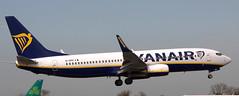 Boeing 737-8AS EI-DPH (707-348C) Tags: dublinairport ireland eidw passenger airliner jetliner boeing boeing737 b738 dublin ryanair ryr dub 2018 eidph