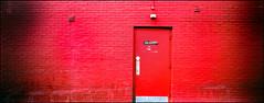 The Red Door on 6x15 Film (Pali K) Tags: analog filmisawesome filmphotography filmisnotdead k6x15v5 panorama panoramic palik6x14 3dprinted eversmartsupreme scitex ishootfilm istillshootfilm ilovefilm kodakektar100 jobocpp2 tetenalc41 colornegative colorfilm 120film mediumformat wide red fujinon65