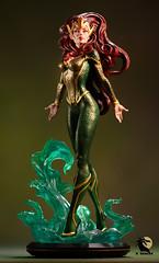 Mera (desertdragon) Tags: dc mera statue aquaman