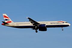G-MEDN (British Airways) (Steelhead 2010) Tags: britishairways airbus a321200 a321 dus greg gmedn