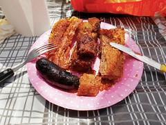 Increíble el asado argentino (20-05-2018) (Raulete_CM) Tags: asado roast asadoargentino comida food alimento carne meat crujiente crunchy panceta bacon morcilla bloodsausage