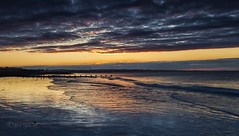 Gap morning (Through Bri`s Lens) Tags: sussex lancing sunrisebeachlow cloud seashore brianspicer canon5dmk3 canon1635f4