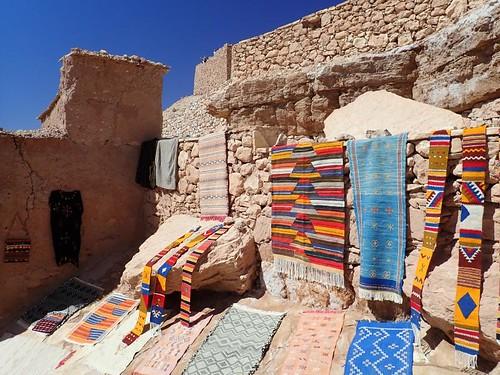 Colours of Ksar Aït Ben Haddou