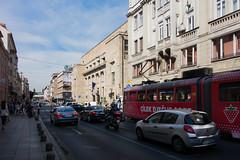 Sarajevo - Ulica Maršala Tita (Añelo de la Krotsche) Tags: sarajevo ulicamaršalatita bosnaihercegovina bosnieherzégovine