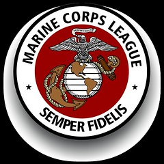MCL SF Logo 2019 (southernsteelar) Tags: mcl marinecorpsleague circle round marine russellville arkansas red ooohrah