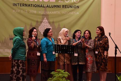 ENGAGE: International Alumni Reunion, May 2018