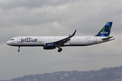 A321 N968JT Los Angeles 21.03.19 (jonf45 - 5 million views -Thank you) Tags: airliner civil aircraft jet plane flight aviation lax los angeles international airport a321 jetblue airways airbus a321231s n968jt