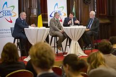 Rada Gmin i Regionów Europy:Debata z kandydatami do PE 2019