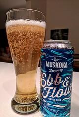 mmmm....beer (jmaxtours) Tags: mmmmbeer ebbflowsessionsour ebbflow sessionsour sour muskokabrewery bracebridgeontario bracebridge ontario beer ale