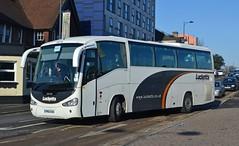 Lucketts YR62 EAG (tubemad) Tags: lucketts coaches yr62eag 497549 irizar century scania k340eb4