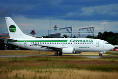 D-ADIH (Germania) (Steelhead 2010) Tags: germania boeing b737 b737300 fra dreg dadih
