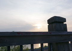 ♥️ Love Yourself ♥️ (Coastal Elite) Tags: loveyourself message graffiti red love yourself halifax novascotia canada positive uplifting scribbled loving caring hearts heart wooden wood fence ramp bedfordbasin bedford basin higway belvedere morning sunrise lever soleil sky