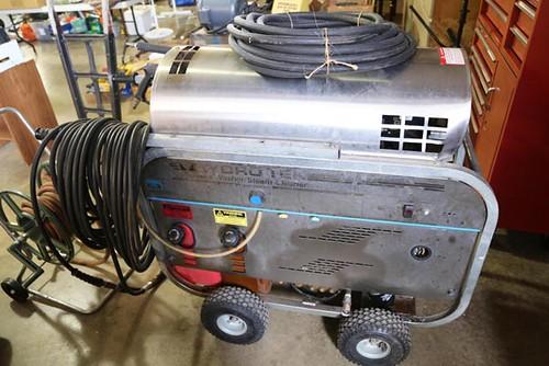 Heated Pressure Washer ($952.00)