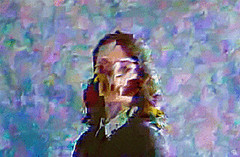 bymma (woodcum) Tags: girl portrait glitch datamosh corrupted surreal february gif gifanimation animation animated grain