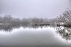 Misty Hollows 2 (ArtGordon1) Tags: hollowpond eppingforest leytonstone london england uk winter february 2019 davegordon davidgordon daveartgordon davidagordon daveagordon artgordon1 reflections reflection misty mistymorning
