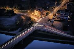 La vilaine - Tout près de St Malo de Phily (akcfoto) Tags: bretagne bzh heurebleue france nuit poselongue abigfave