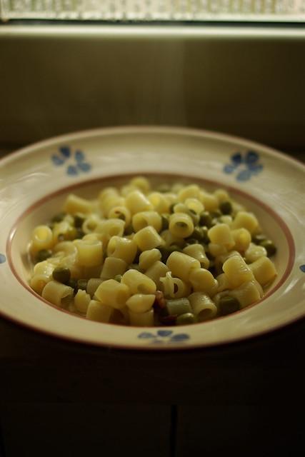 Pasta e piselli (2)