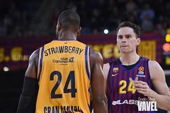 DSC_0372 (VAVEL España (www.vavel.com)) Tags: fcb barcelona barça basket baloncesto canasta palau blaugrana euroliga granca amarillo azulgrana canarias culé
