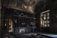 burnt (christian schmoeger) Tags: abandoned lost urbanexploration
