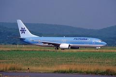 EC-INP Boeing 737 Futura (@Eurospot) Tags: ecinp boeing 737 737800 futura tarbes lfbt lourdes