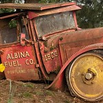 Old Delivery Truck 9739 A thumbnail