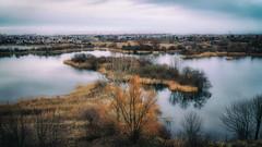 from the tower 3 (KRR_3) Tags: sony a6000 nex selp18105g poznan poznań szachty lake pond