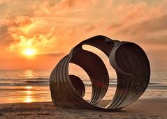 Mary's Shell, Cleveleys. (Jason Connolly) Tags: marysshell cleveleys cleveleyssunset cleveleysbeach cleveleyslandscape beach fylde fyldecoast thefyldecoast lancashire lancashirelandscape lancashirecoastline lancashiresunset