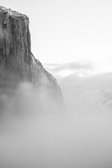 DSC08627 (captured by bond) Tags: elcapitan elcap elcaptain el yosemitenationalpark yosemite fog california capturedbybond