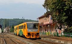 2014  96290  CZ (Maarten van der Velden) Tags: tsjechië czechrepublic tschechien republiquetcheque repúblicacheca repubblicaceca kutnáhoraměsto čd čd814 train19242