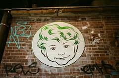 Berlin (iampaulrus) Tags: berlin germany mjuii olympusmjuii lomography portra kodak film filmphotography analog analogue 35mm 35mmfilmphotography film35mm art streetart graffiti