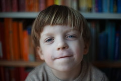 (patrickjoust) Tags: sony a7 nikkor 50mm f12 ai manual focus lens digital patrick joust patrickjoust baltimore maryland md usa us united states north america estados unidos home domestic llewelyn boy kid child smile cold shallow depth field
