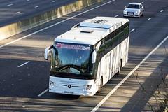 Peakes Coaches, Pontypool - BD18 TJV (peco59) Tags: bd18tjv mercedesbenz mercedes tourismo m2 peakescoaches psv pcv principalitytravel peakepontypool coach insightvacations