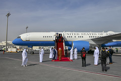 Secretary Pompeo Arrives in Doha, Qatar (U.S. Department of State) Tags: mikepompeo qatar
