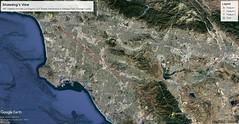 VIEW_SIGHTLINE (RobHelfman) Tags: losangeles baldwinhills view sightline