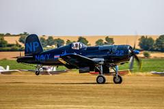 Vought F4U-5N takeoff run (WP_RAW) Tags: