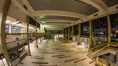 Nové Zámky station (Albert Koch) Tags: station nové zámky slovakia building evening