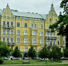 A9690HELSc (preacher43) Tags: helsinki finland building architecture sky clouds